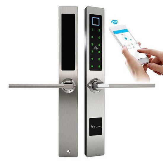 khóa cửa thông minh eulock eu168f